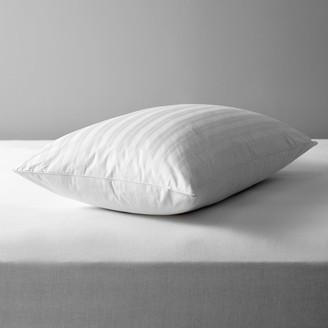 John Lewis & Partners Natural Collection Siberian Goose Feather and Down Standard Pillow, Medium