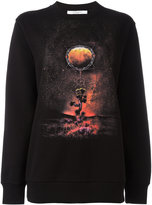 Givenchy Iconic Mandala printed sweatshirt - women - Cotton - XS