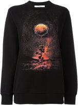 Givenchy Iconic Mandala printed sweatshirt - women - Cotton - XS