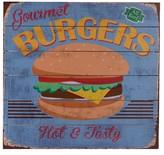 Williams-Sonoma Williams Sonoma Burger Wall Art