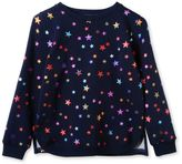 Stella McCartney midnight clare star sweatshirt