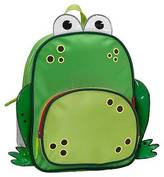"""Rockland 12.5"""" Junior My First Backpack - Frog"""