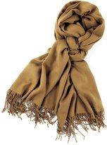 "La Purse Pashmina Shawl Scarf - Warm & Extremely Soft - Size 79"" L X 29"""