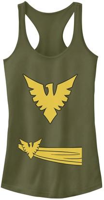 Fifth Sun Juniors' Marvel X-Men Phoenix Costume Tank Top