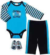 Baby Gear Graphic Bodysuit Set - Baby Boy