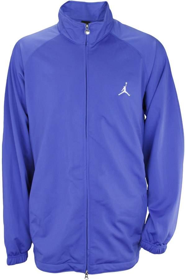 Jordan Mens Team Travel Warm Up Jacket