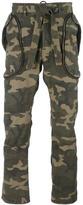 Faith Connexion camouflage trousers - men - Cotton - M