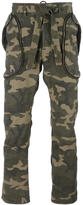 Faith Connexion camouflage trousers - men - Cotton - S