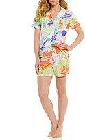 Lauren Ralph Lauren Floral Lawn Pajamas