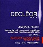 Decleor Aromessence Angelique Night Balm 1oz(30ml) Dry Skin Fresh New