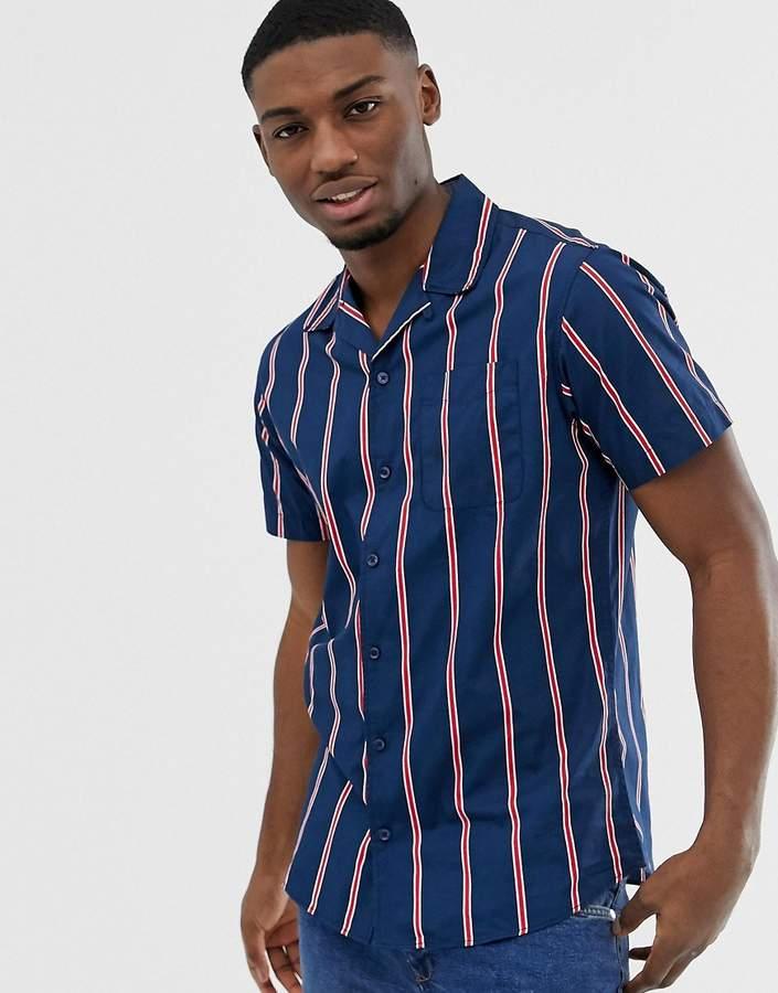 15a21750ba Vertical Striped Shirt Men - ShopStyle