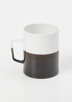 Essence black dip mug