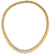 Roberto Coin 18K Diamond Nabucco Collar