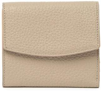 14th & Union Tri Fold Leather Wallet
