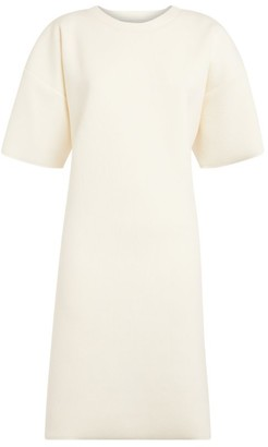 MM6 MAISON MARGIELA Back Cut-Out Jersey Dress