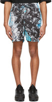 Kanghyuk Multicolor Camo Airbag Shorts