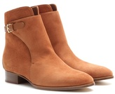 Loro Piana Wallis suede ankle boots