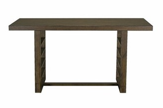 Occoquan Trestle Counter Height Dining Table Gracie Oaks