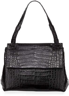 Nancy Gonzalez Sophie Crocodile Shoulder Bag