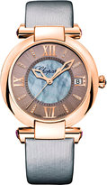 Chopard 384822-5005 Imperiale rose gold and amethyst watch