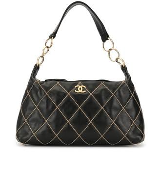 Chanel Pre Owned Wild Stitch handbag