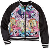 My Little Pony Girls Midweight Bomber Jacket - Preschool