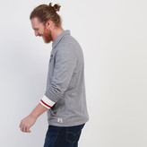 Roots Cabin Zip Polo