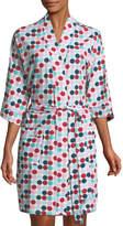 BedHead Candy Dot Kimono Robe
