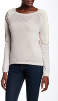 Brochu Walker Eden Wool & Cashmere Blend Pullover