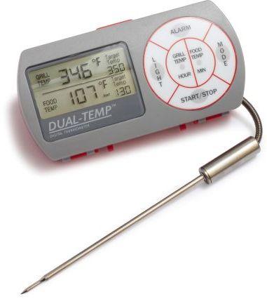 Charcoal Companion Dual-Temp Digital Thermometer