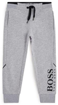 Boss Kids Side Logo Sweatpants