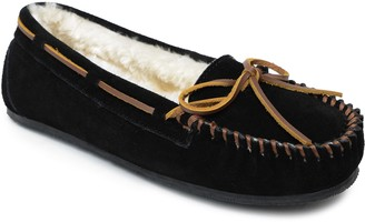 Hush Puppies Women's Slipper Moccasins - Raquel Jr Trapper