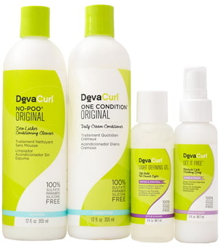 DevaCurl Share the Curly Love Set