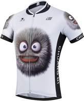 zm Men Cycling Bike Short Sleeve Top Shirt Clothing Bicycle Sportwear Jersey