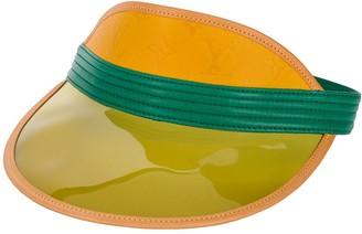 Louis Vuitton Pre-Owned Monogram Pattern Visor Hat