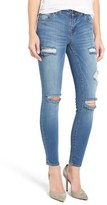 Women's 1822 Destroyed Skinny Jeans