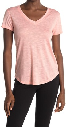 Jessica Simpson Dusk Back Cutout T-Shirt