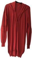 Stella McCartney Stella Mc Cartney Red Wool Jackets
