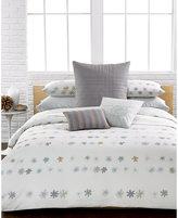 "Calvin Klein Gathered Strands 12"" x 16"" Decorative Pillow"