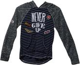 Knitworks Knit works `Never Give Up` Hoodie 2 piece Set