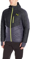 Puma Men's Active Norway Jacket, Ebony Black, XL
