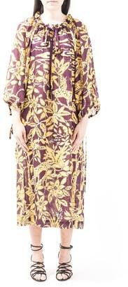 L'Autre Chose Silk Dress