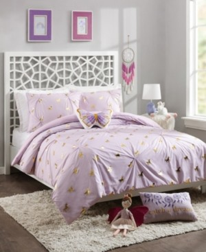 Jessica Simpson Fiona Unicorn Full/Queen 4-Piece Comforter Set