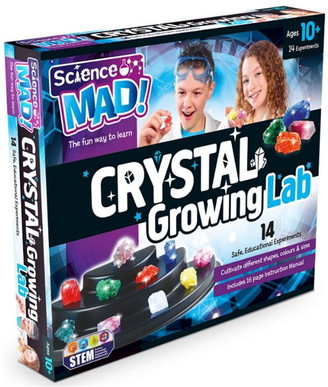 Science Mad Crystal Growing Lab 00