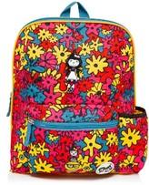 Babymel Toddler Print Backpack - Black