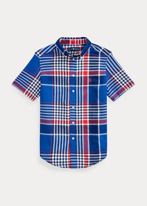 Ralph Lauren Cotton Madras Shirt
