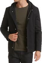 SABA Mark Hooded Jacket
