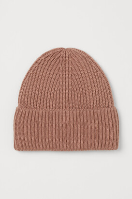 H&M Ribbed Hat