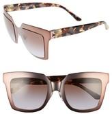 Tory Burch Women's 51Mm Sunglasses - Bronze
