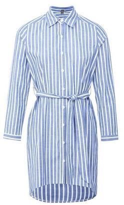 Dorothy Perkins Womens *Izabel London Blue Striped Shirt Dress, Blue